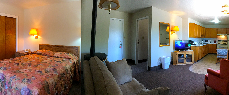 Family Suite w/ 2 Queen Bedrooms